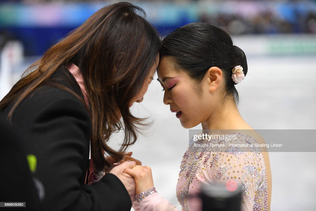 ISU Junior & Senior Grand Prix of Figure Skating Final - Nagoya : News Photo