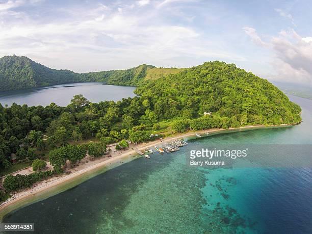 Satonda Island Sumbawa.