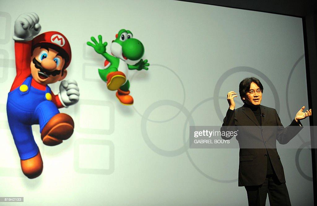 In Focus: Nintendo CEO Satoru Iwata Dies At 55