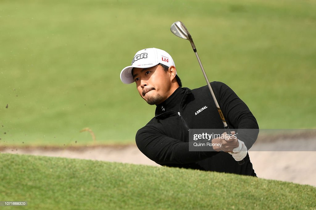 2018 World Cup of Golf - Day 3 : ニュース写真
