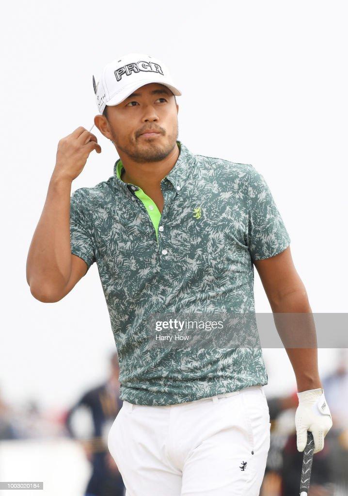 147th Open Championship - Round Three : News Photo