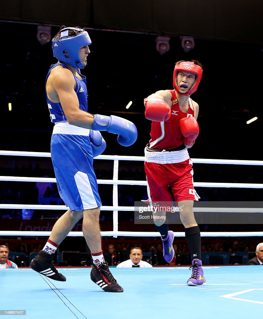 Olympics Day 5 - Boxing : News Photo