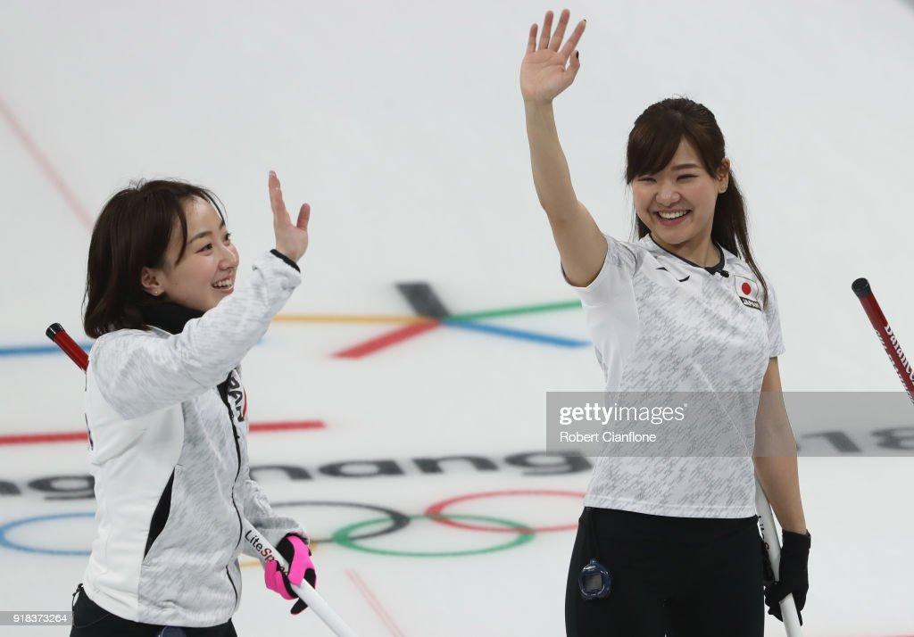 Curling - Winter Olympics Day 6 : ニュース写真