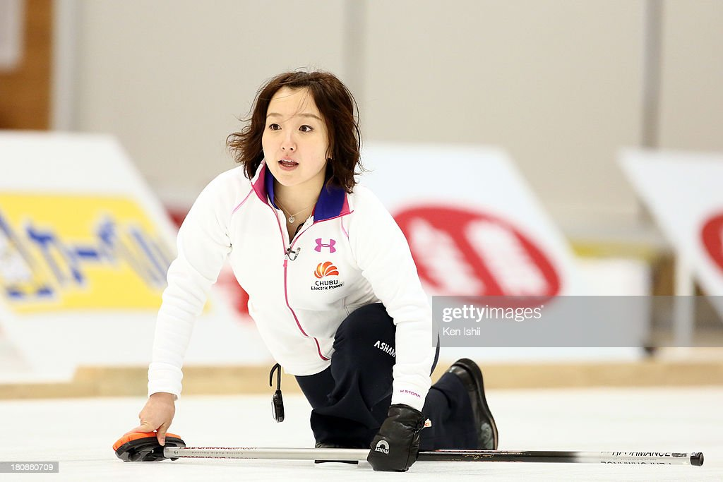 Curling Japan Qualifying Tournament - Day Three