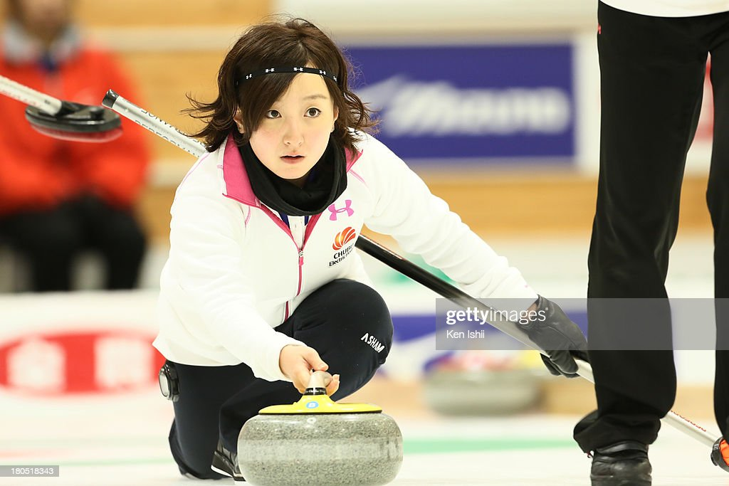 Curling Japan Qualifying Tournament - Qualifier : News Photo
