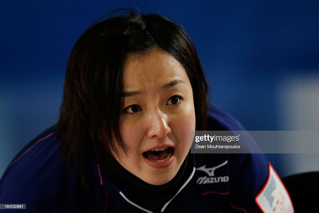 World Women's Curling Championship - Day Six : News Photo