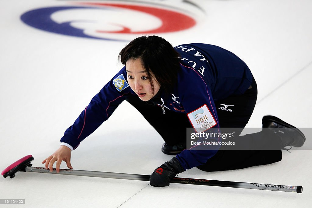 World Women's Curling Championship - Day Five : News Photo