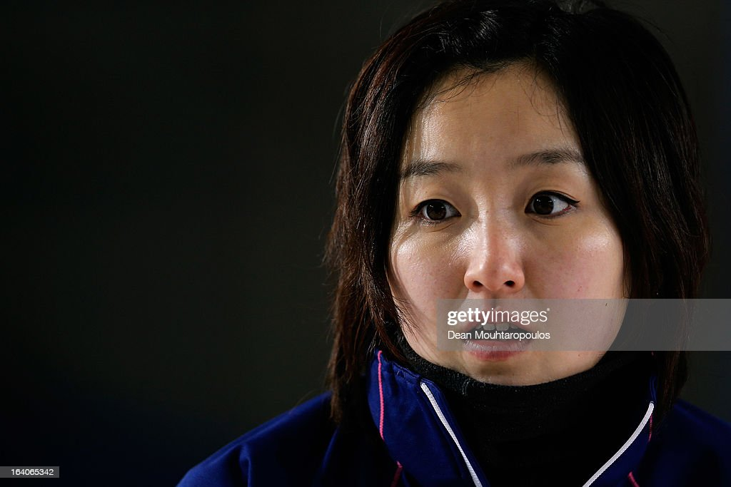 World Women's Curling Championship - Day Four : Nachrichtenfoto