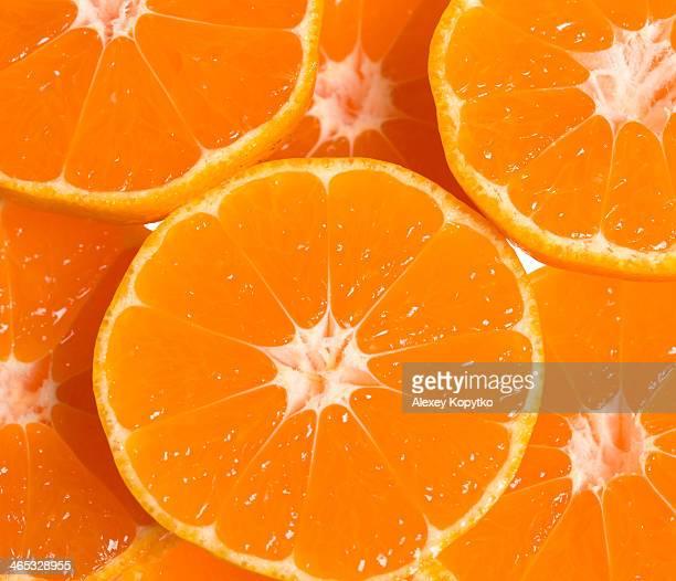 satsuma tangerines - オレンジ色 ストックフォトと画像