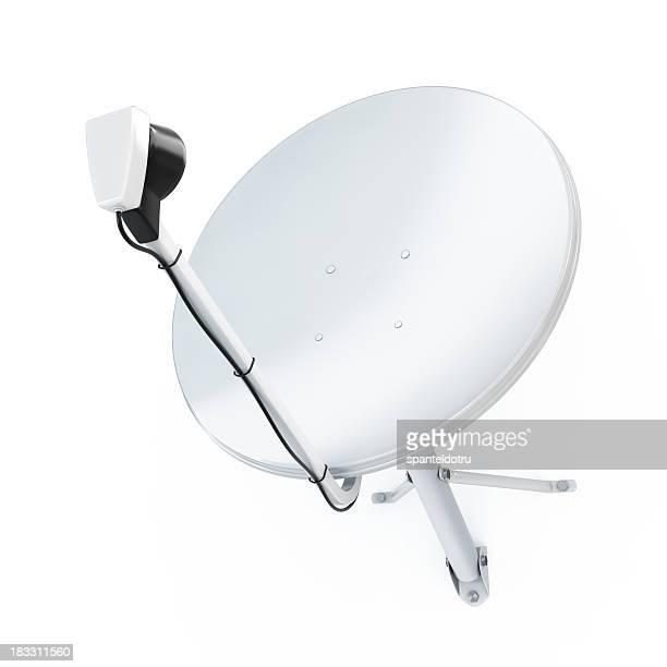 Satelliten-/Gericht