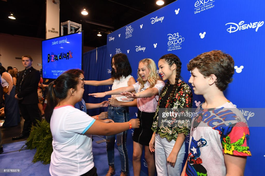 Disney's Coverage Of The D23 Expo 2017 : News Photo