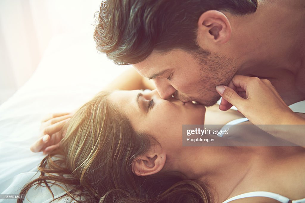 Saturday morning seduction : Stock Photo