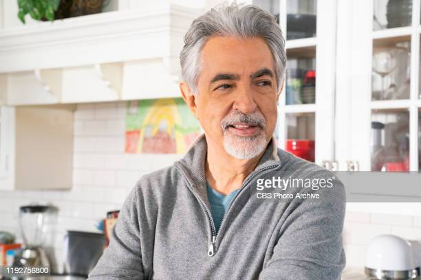 """Saturday"""" -- The members of the BAU enjoy a Saturday off in vastly different ways. While Rossi and Prentiss help Simmons assemble a new crib, Garcia..."""