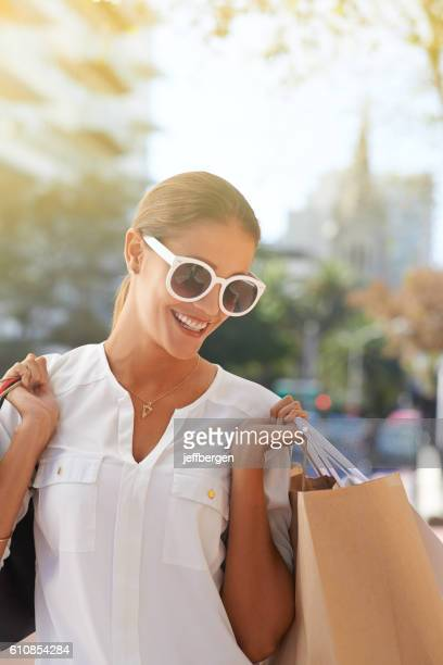 Saturdays are shopping days