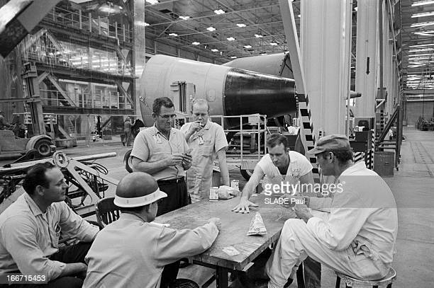 Saturn Space Project EtatsUnis mars 1963 Saturn est une famille de lanceurs américains développée par la NASA dans les années 1960 pour le programme...