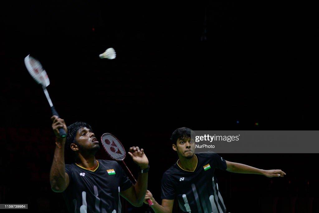 Badminton Toyota Thailand Open 2019 : News Photo