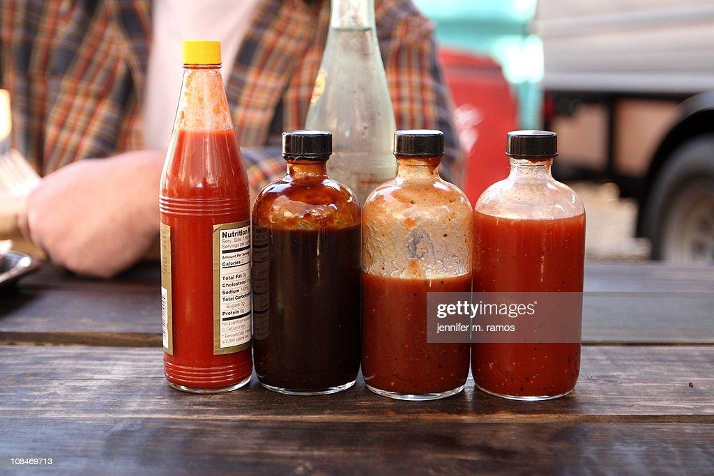 Sauces : Stock Photo
