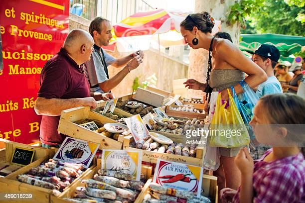 saucisson - aix en provence stock pictures, royalty-free photos & images