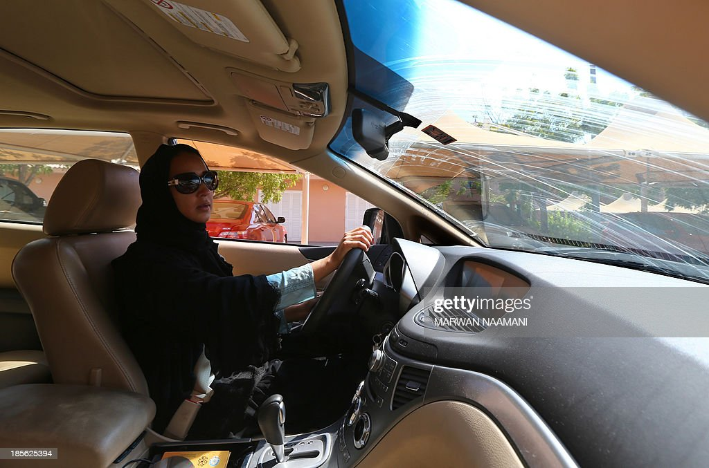 UAE-SAUDI-WOMEN-DRIVING : News Photo