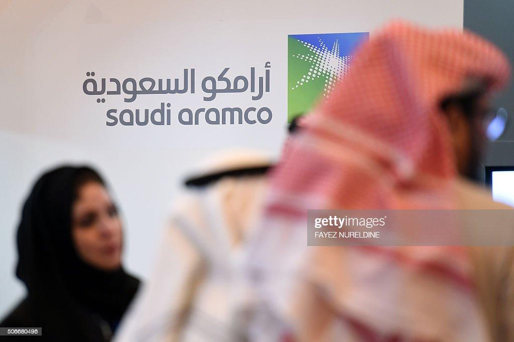 SAUDI-OIL-ARAMCO : News Photo