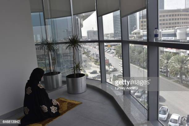 Saudi and foreign women work in the Glowork job placement agency in Riyadh Saudi Arabia November 26 2014 Glowork was founded in 2011 by Khalid...