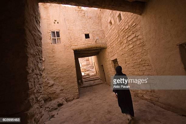 Saudi Arabia, Al-Ula old town,