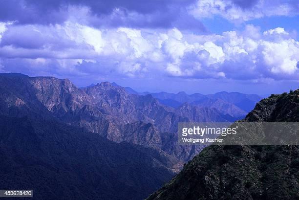 Saudi Arabia Near Abha Habala Asir Mountains