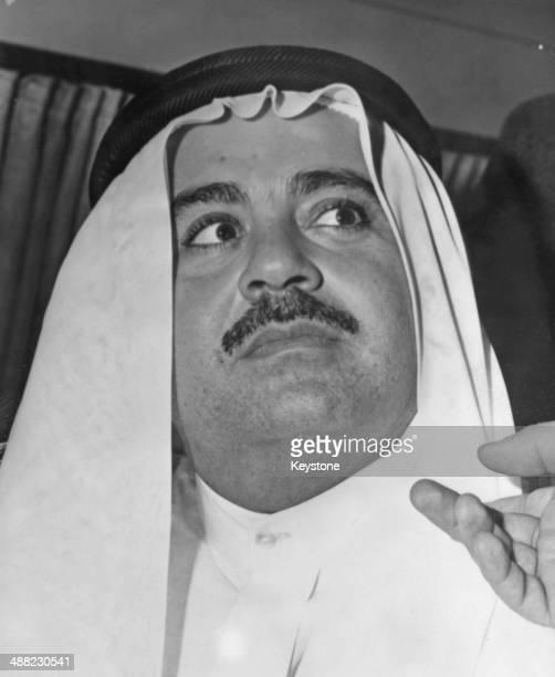 Saudi Arabian arms dealer Adnan Khashoggi circa 1979