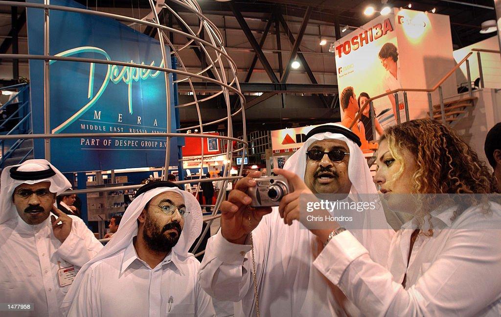 Modern City Of Dubai : News Photo