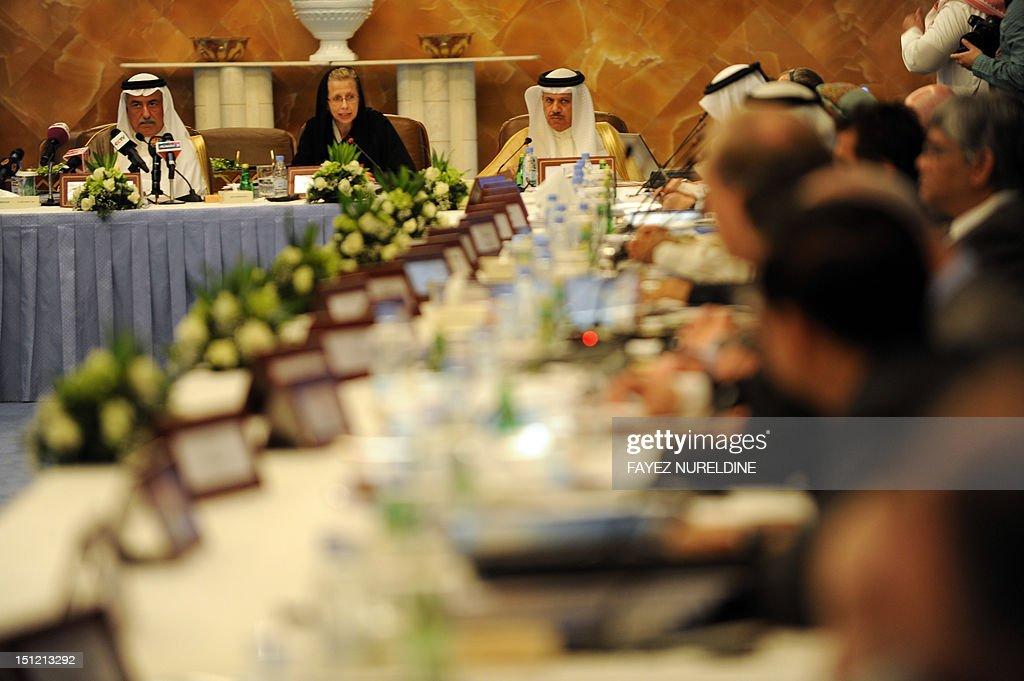 SAUDI-YEMEN-DONOR MEETING : News Photo