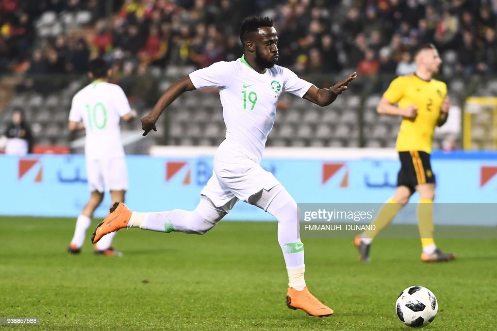FBL-FRIENDLY-BEL-KSA-WC-2018 : News Photo