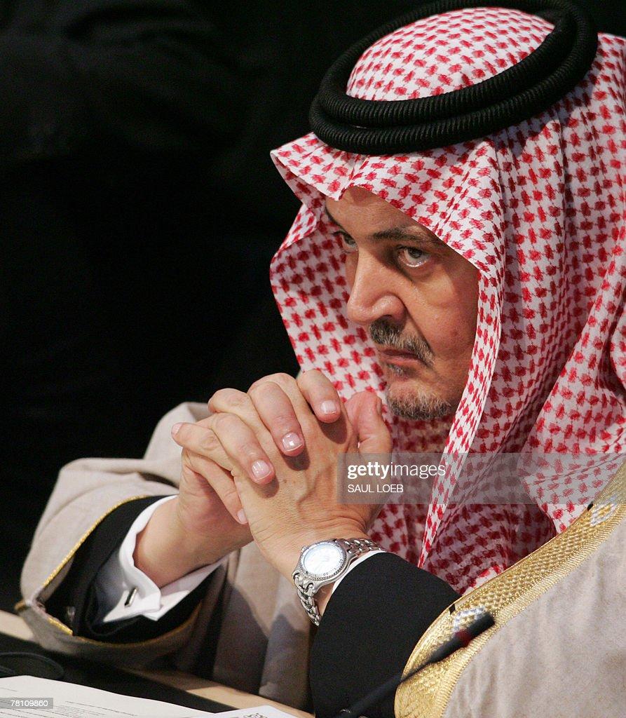 Saud Al Faisal Bin Abdel Aziz