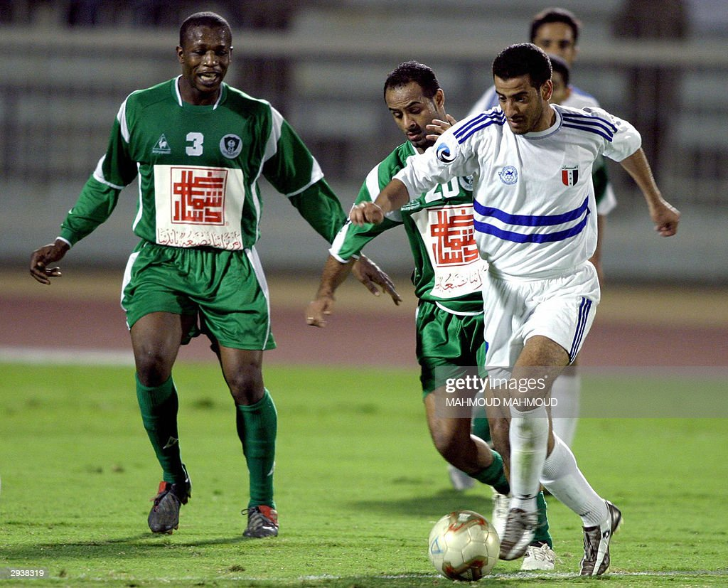 Saudi Arabis Al Ahli Player Ali Abda News Photo