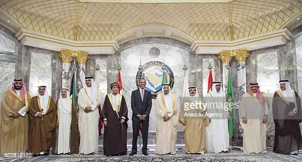 Saudi Defence Minister and Deputy Crown Prince Mohammed bin Salman Prince Salman bin Hamad bin Isa Al Khalifa Crown Prince of the Kingdom of Bahrain...