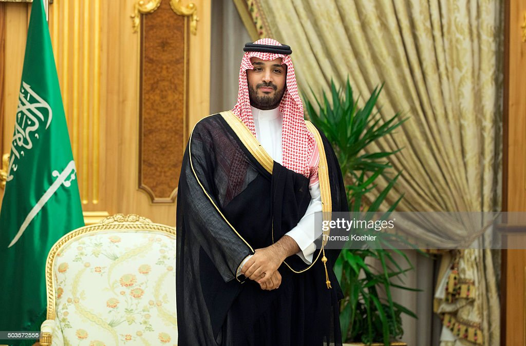 Mohamed bin Salman : News Photo