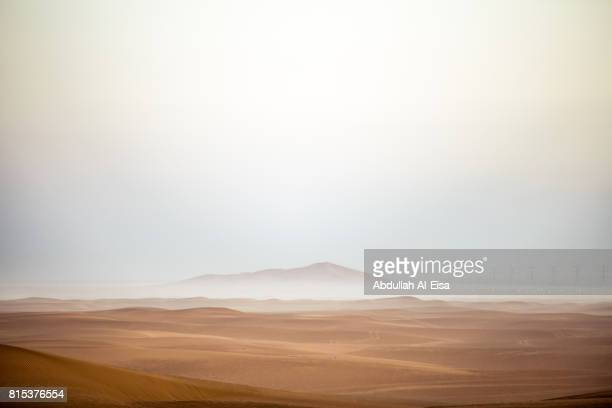 saudi desert - desert stock pictures, royalty-free photos & images