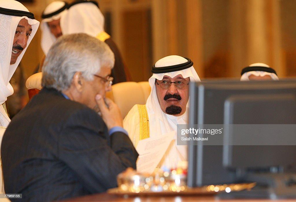 OPEC Heads Of State Gather In Saudi Arabia : News Photo