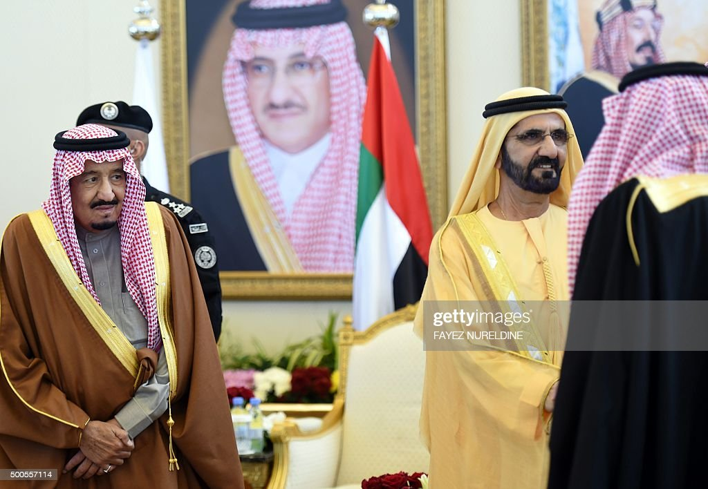 SAUDI-GCC-SUMMIT : News Photo
