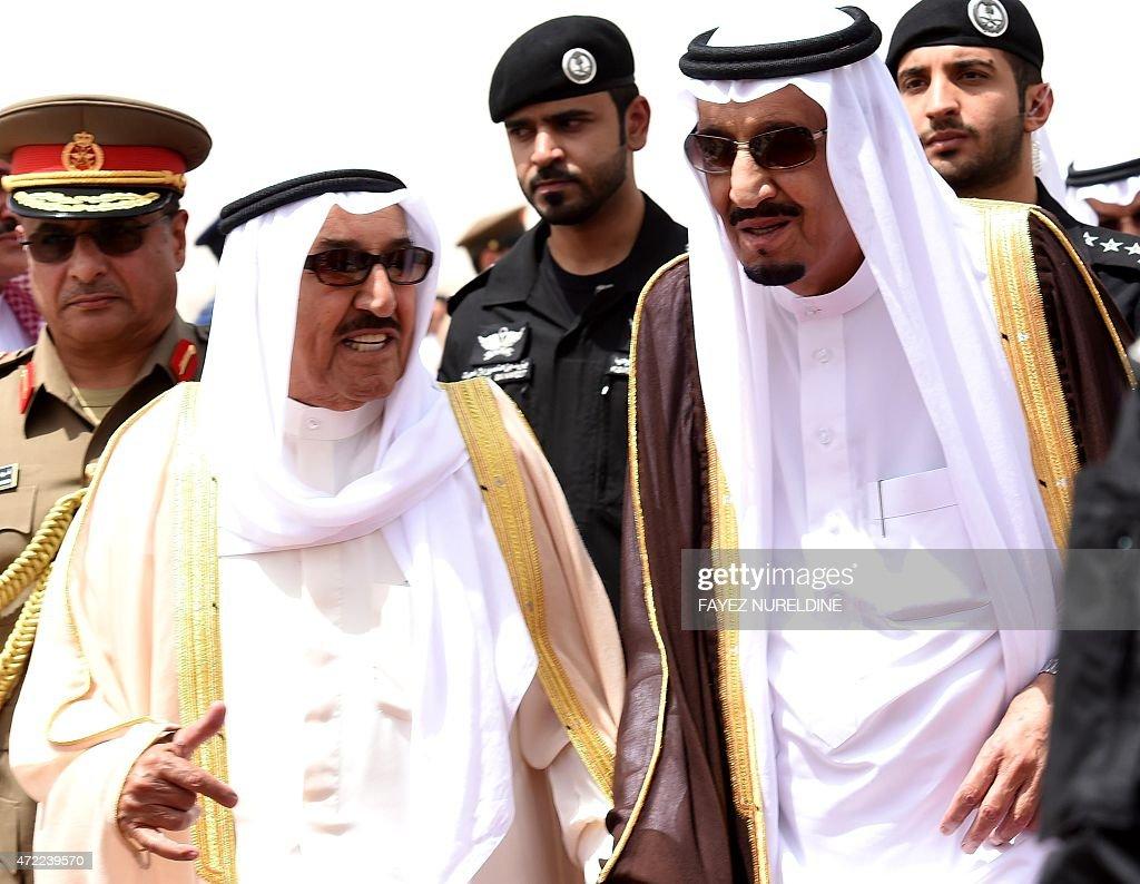 SAUDI-KUWAIT-GCC-SUMMIT-DIPLOMACY : News Photo