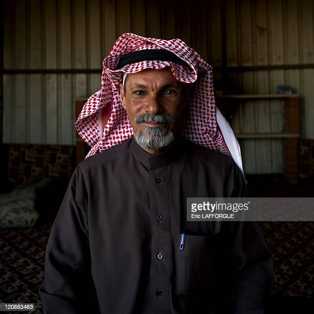 Saudi man in Saudi Arabia on January 18 2010