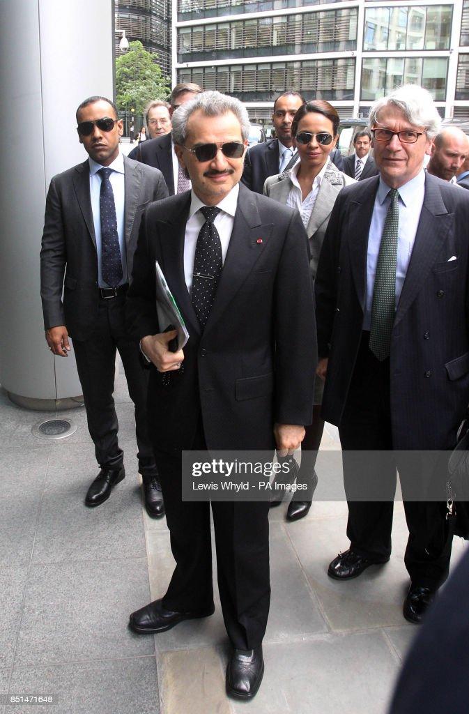 Prince Al Waleed court case : News Photo