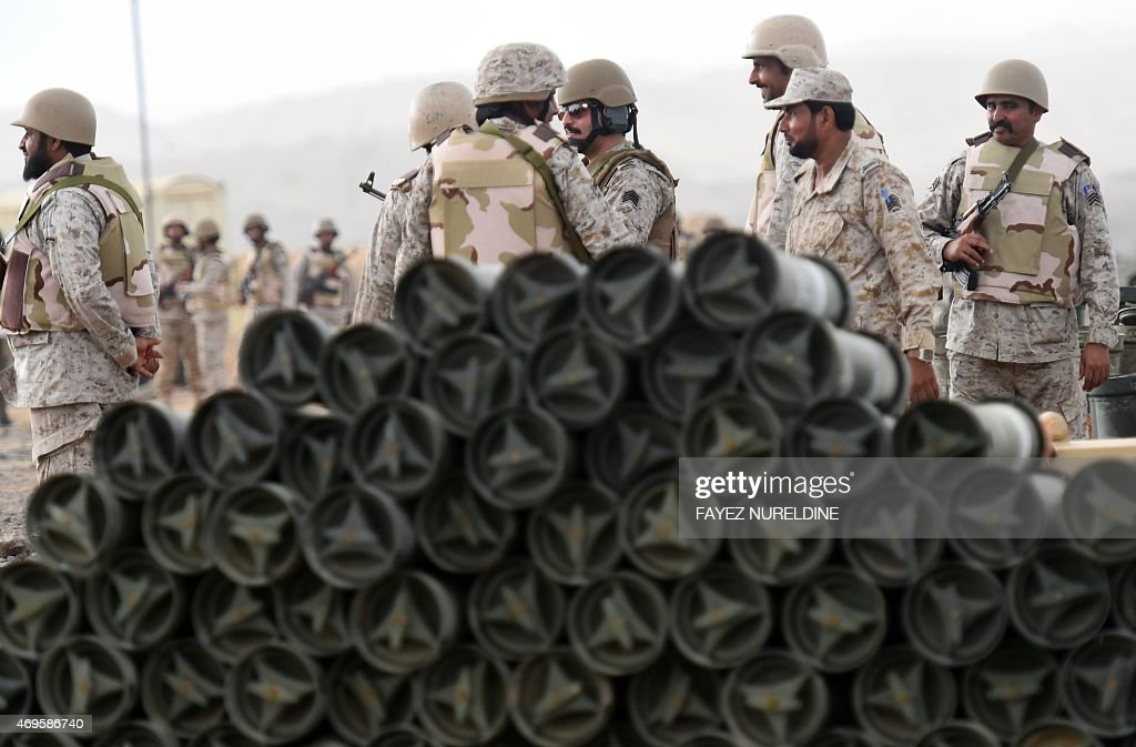 SAUDI-YEMEN-CONFLICT : News Photo