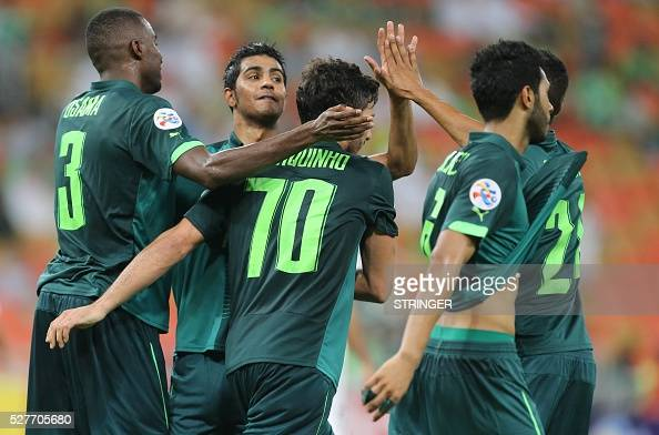 Al Ahli v El Jaish - AFC Champ...