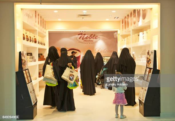 Saudis shop at Riyadh's Sahara Mall Saudi Arabia June 12 2011 There are few social spaces for singles and families to gather in Riyadh outside of...