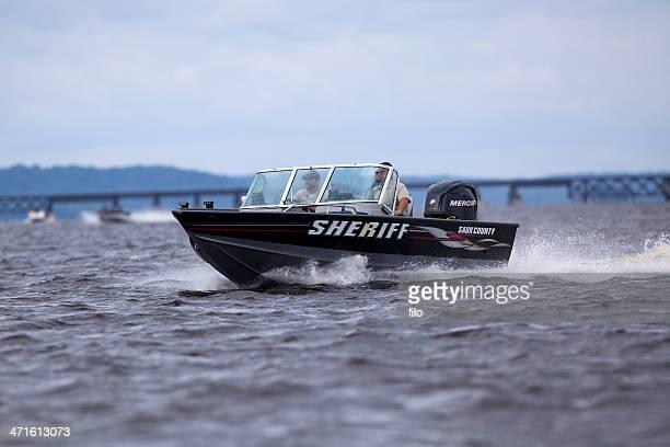 Sauk County Sheriff's Patrol Boat