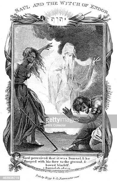 Saul and the Witch of Endor Saul tries to communicate with the dead Samuel through the Witch of Endor She brings Samuel out of the earth when Saul...