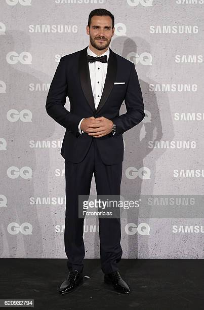 Saul Craviotto attends the GQ Men of the Year Awards at The Palace Hotel on November 3 2016 in Madrid Spain