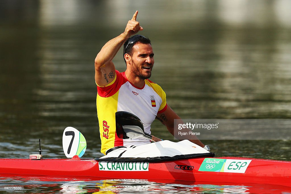 Canoe Sprint - Olympics: Day 15
