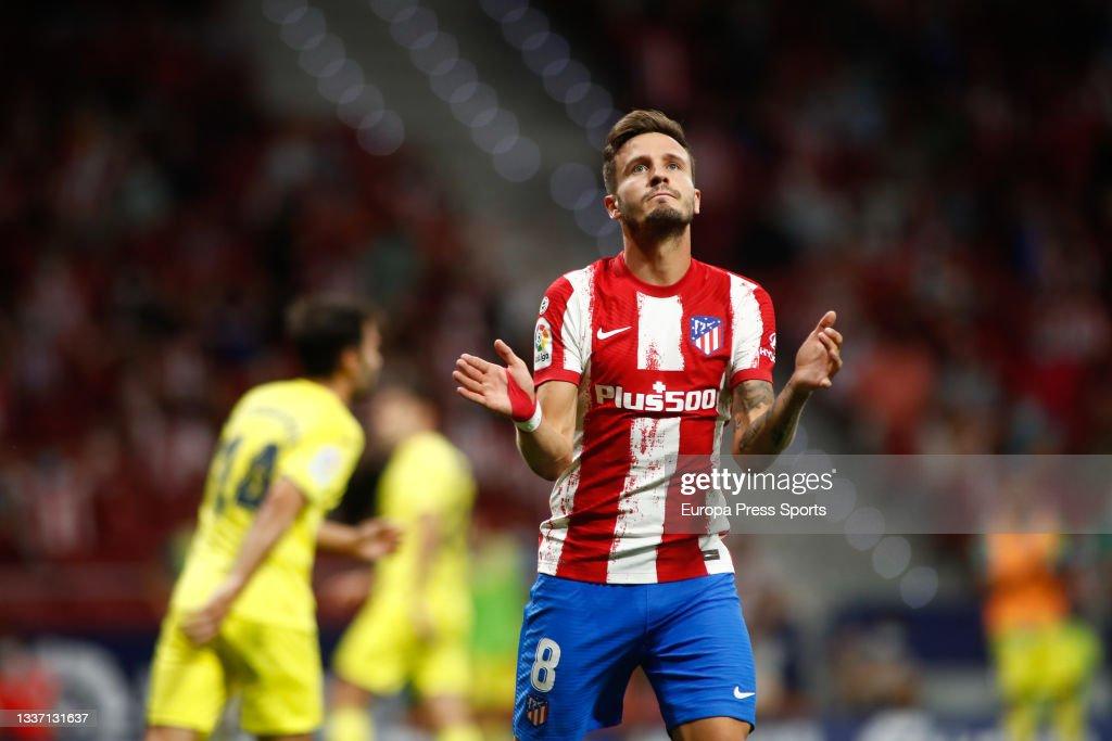 Atletico De Madrid V Villarreal Cf - La Liga Santander : News Photo