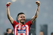lyon france saul niguez atletico madrid